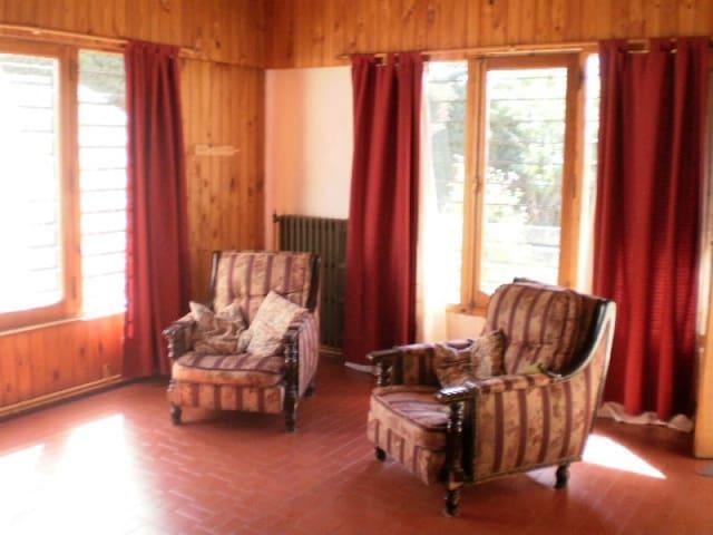 Habitación privada + arte Bariloche - San Carlos de Bariloche - House