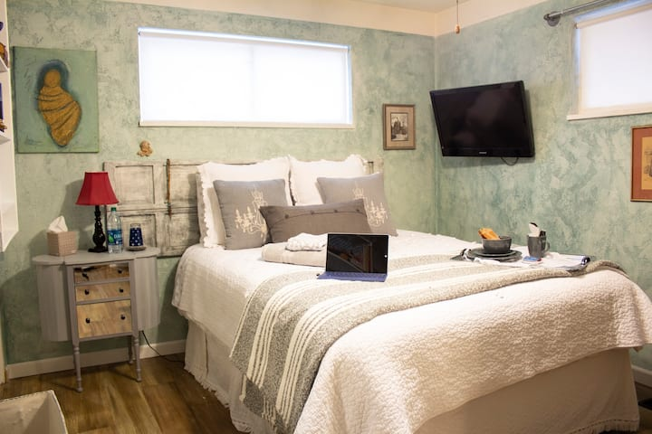 🎯Discounted- ❤️Master Suite w. private bath