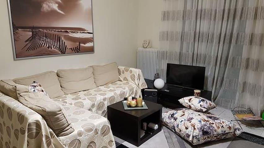 Cozy apartment - Evosmos - Apartamento