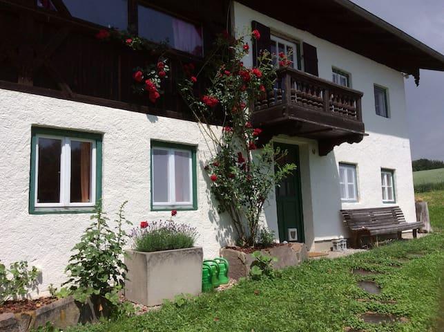 Ferien und Auszeit in unberührter Natur - Edling - House