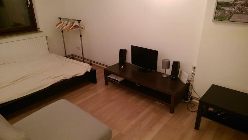 Kleines Apartment in der Altstadt - Bielefeld