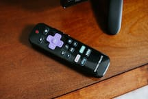 Smart TV with Roku - Includes access to Netflix, Pandora, and more!