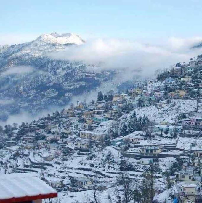Dharamkot in winter