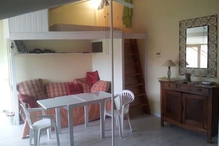 L'Ananda studio - Saint-Girons - Apartemen