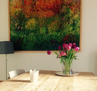 Comfy private room in old townhouse - Fürth - 連棟房屋