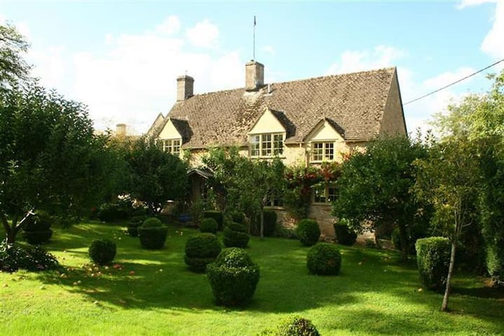 Pear Tree Cottage, Bledington nr Stow on the Wold - Kingham - Dom