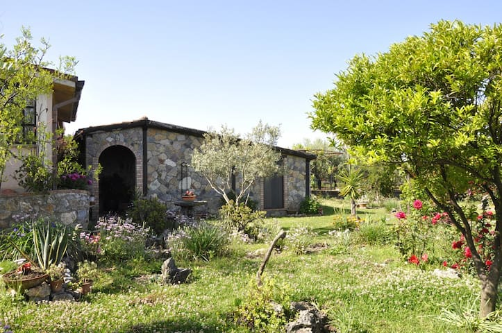 """Casa """"green"""" tra mare e patrimonio Unesco."""