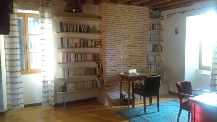 Maison de vacances avec vue Pyrénées