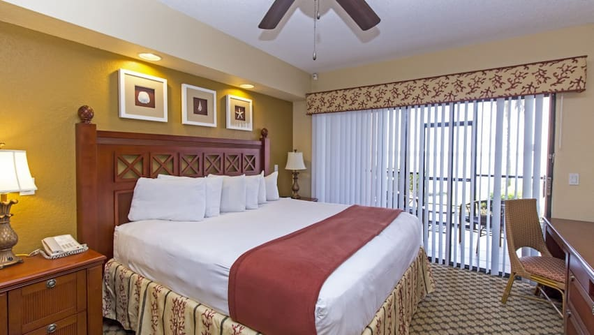 3days at Westgate Resort Bedroom for 4 near Disney