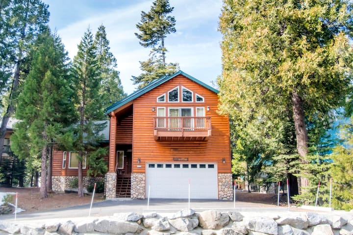 Inn to the Forest at Shaver Lake