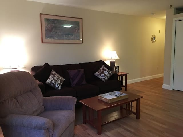 One Bedroom Condo, Paugus Bay, Pool