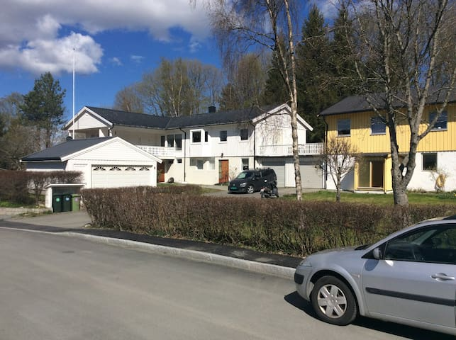 Spaceus, modern house, renovated 2016 - Trondheim - Rumah