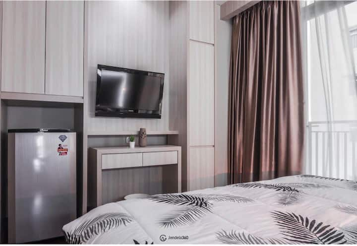 Fully Furnished Comfy Room at West Jakarta
