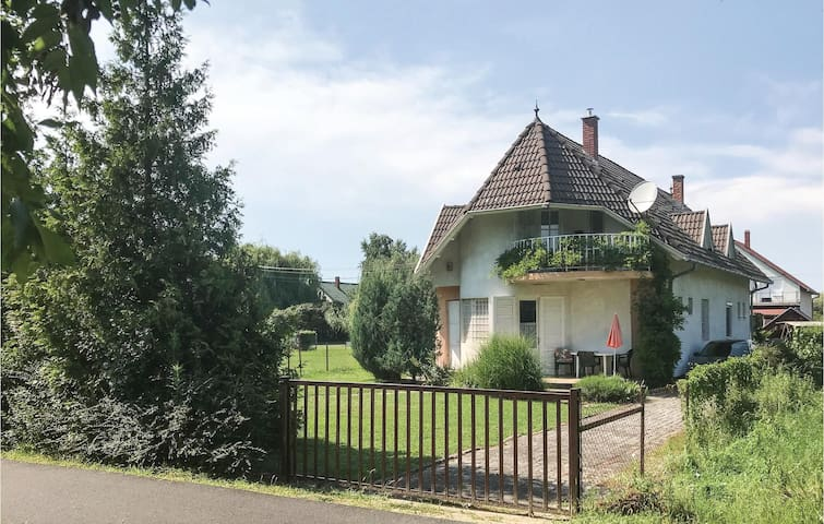 Holiday apartment with 2 bedrooms on 50m² in Balatonberény