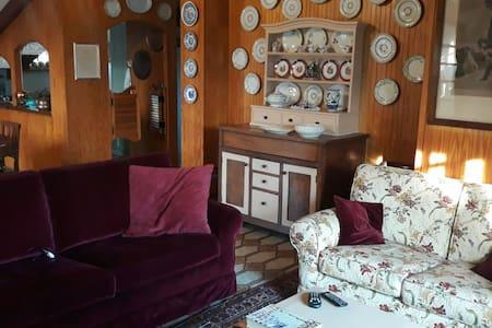 """La corte dei Petrani"" mansarda in val Borbera"