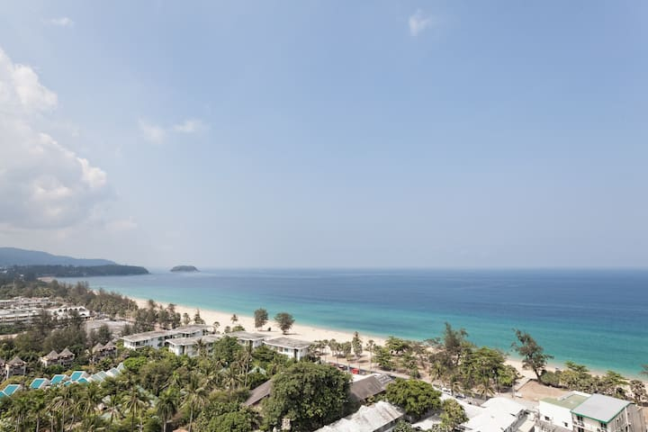 Absolute Waterfront Apartment Karon - Phuket - Leilighet