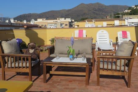 Appartement près d la plage en sable Gran Terrasse - Roses - Wohnung