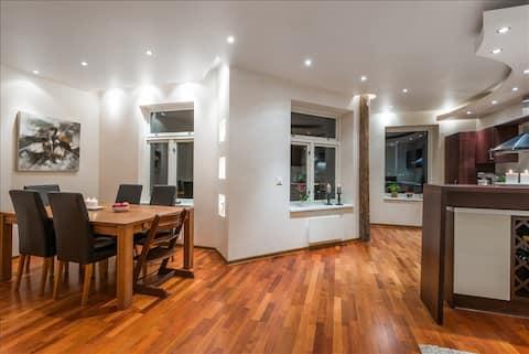 Attractive apartment in Trondheim City