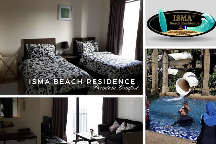 ISMA Beach Residence 'Your Premium Family Suite'