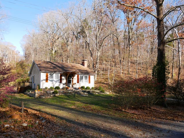 Cottage - 5 acres above and beyond