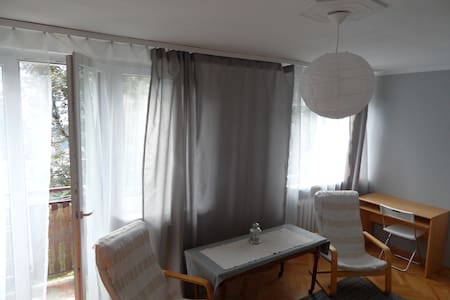 Przytulny Apartament Lwowska Wszędzie blisko - Wrocław - Apartament