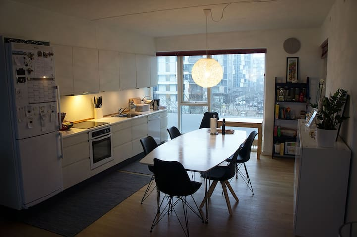 3 room apartment close to Metro and shopping - Copenhague - Appartement