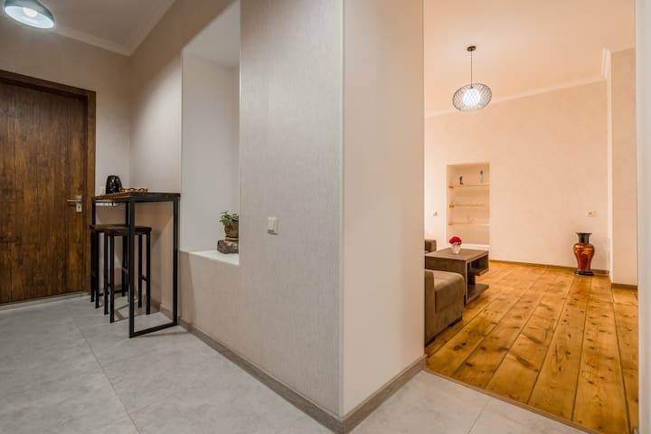 Tbilisi Apartment In The City Center.
