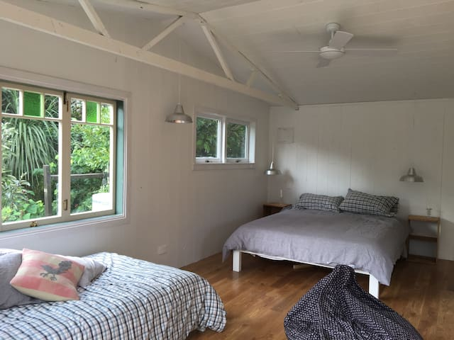 Parkside Studio in Mount Albert - Auckland - Blockhütte