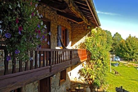 Chambre Andersen - Saint-Marcel-d'Urfé - Bed & Breakfast