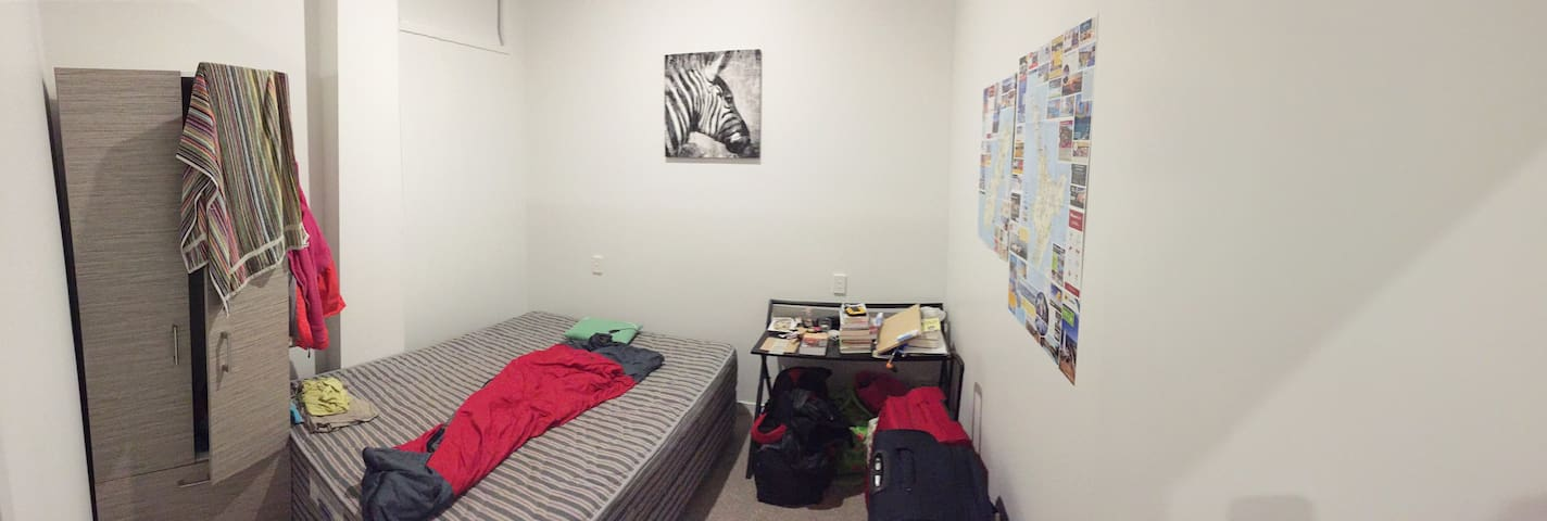 Cosy, clean room right next to city centre. - Auckland - Huoneisto