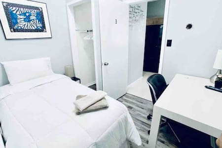 ♥Room#3 Near NYC/EWR airport/Jersey Gardens Outlet
