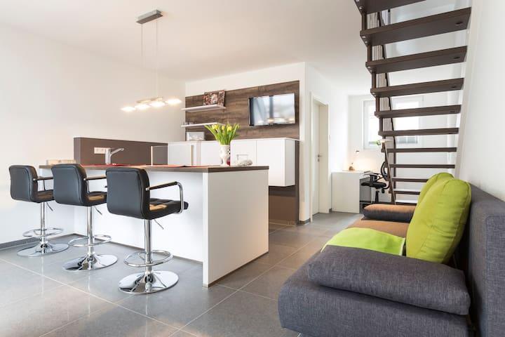 """Nahe Freiburg in """"Gottenheim"""" 55qm - Gottenheim - Apartment"""