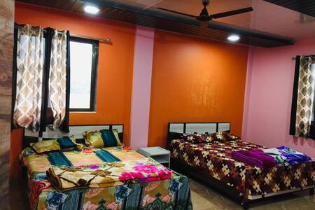 Choudhary Hills Resort Family Room
