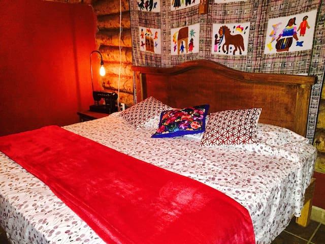 La Cabaña Huasteca San Luis Potosí - Naranjo - Casa de campo