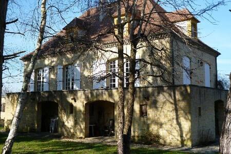 Maison pierre Périgiord Noir à SIORAC-EN-PERIGORD - Belvès