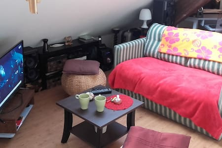 Studio cozy aux portes de Paris - Choisy-le-Roi - Appartement