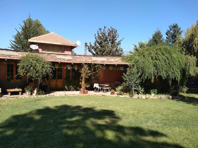Casa de campo en Angostura