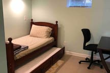 Double Twin bed