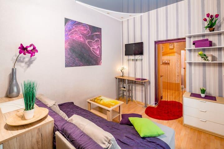 Квартира в центрі міста - Lwów - Apartament