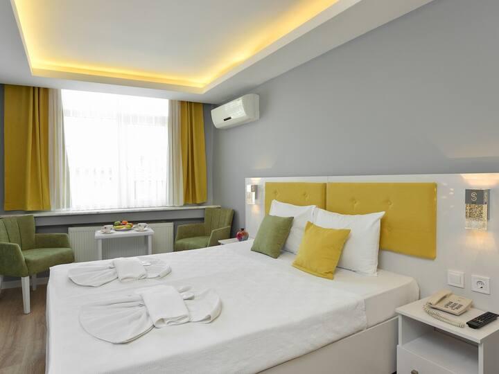 Deluxe Cift Kisilik Oda - Alesta Gold Hotel