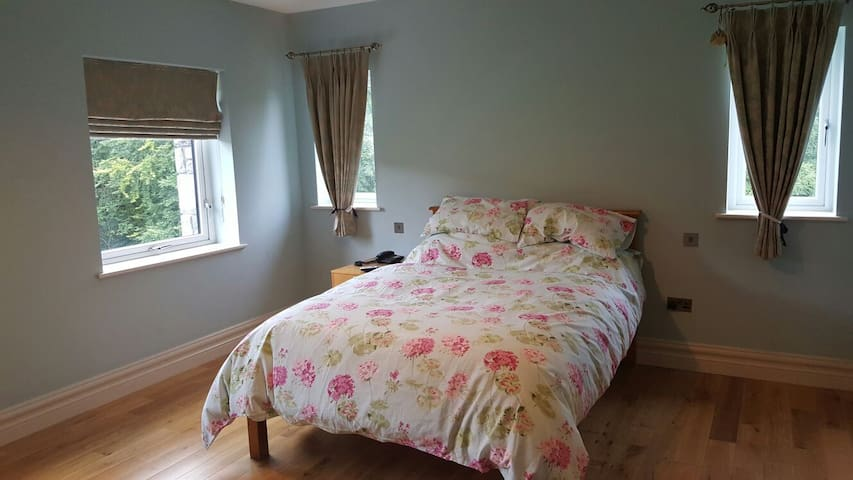 Large Double Room with ensuite - Galway - Aamiaismajoitus