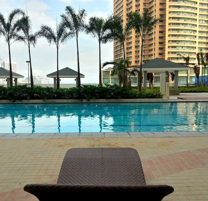 Amenities: Pool and Indoor Gym