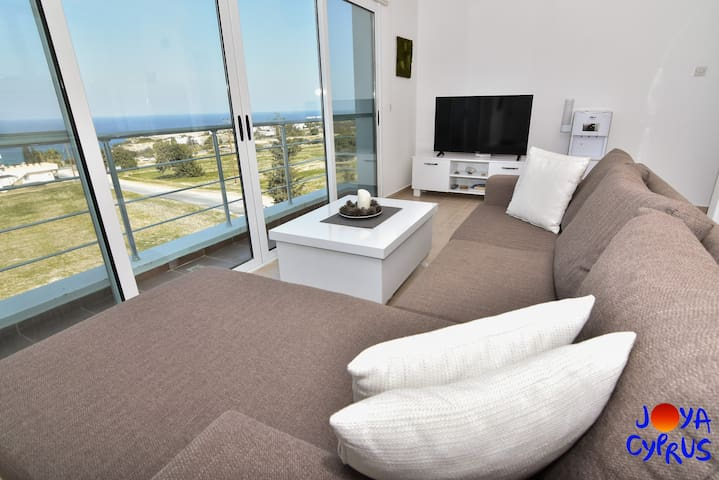 Joya Cyprus Magic Penthouse Apartment
