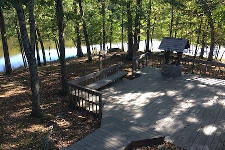 Cozy lake house fisherman's dream - East Stroudsburg - Maison