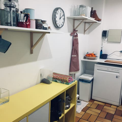 Cosy appartement to rent in Brussels