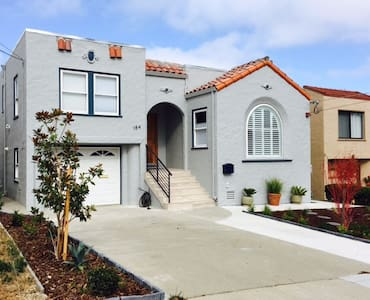New & modern in-law apartment in Millbrae, CA - Millbrae - Apartmen