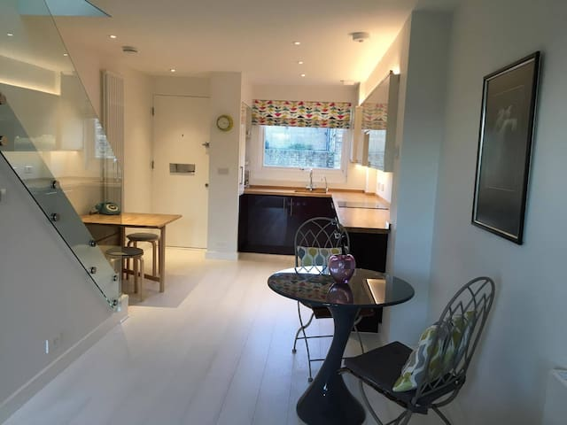 Newly Furbished Two Bedroom House with Garden - London - Rumah