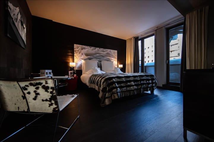 Hotel Avenue Lodge - Superior Room