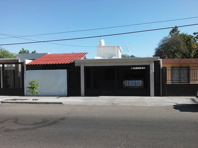 Cuarto independiente en 2do piso. - Hermosillo - Apartmen