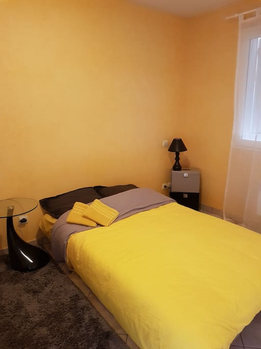 Chambre 11 m2 10 min montauban nord houses for rent in l for Chambre 11m2